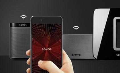 Sonos Multi-Room Audio