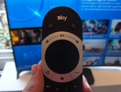 Guide to Sky Q