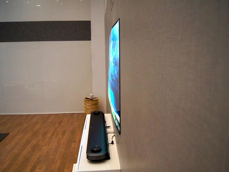 LG Wallpaper TV - Home Entertainment Direct